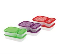 סט קופסאות אחסון Tama בגדלים שונים במגוון צבעים לבחירה