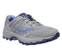 נעלי ריצה נשים Saucony סאקוני דגם Grid Excursion Tr12 רחב