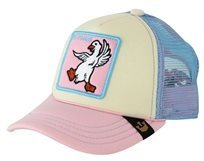 GOORIN ילדים// SILLY GOOSE PINK כובע מצחייה חיות