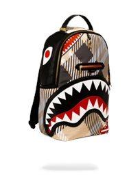 Sprayground תיק גב גולשים במהדורה מוגבלת  Backpack Shark In London