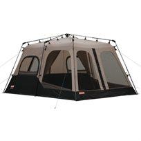 אוהל קמפינג 8 משפחתי, של חברת Coleman, גדול מרווח, מתאים לטיולי שטח ולחופשות