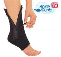 התמיכה שאתם צריכים! Ankle Genie מגן לקרסול, הרפידה שתעזור לקרסול חלש או נפוח