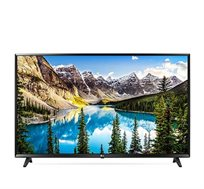 """טלוויזיה חכמה """"55 LED Smart TV ברזולוציית 4K Ultra HD"""