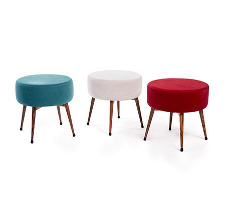 הדום מודרני לסלון ולמשרדים BRADEX במגוון צבעים לבחירה