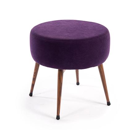 כיסא הדום מעוצב לכל חדרי הבית דגם OTTO במגוון צבעים לבחירה מבית BRADEX - תמונה 3