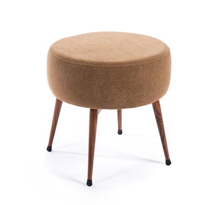 כיסא הדום מעוצב לכל חדרי הבית דגם OTTO במגוון צבעים לבחירה מבית BRADEX - תמונה 5