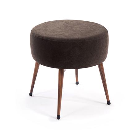 כיסא הדום מעוצב לכל חדרי הבית דגם OTTO במגוון צבעים לבחירה מבית BRADEX - תמונה 4