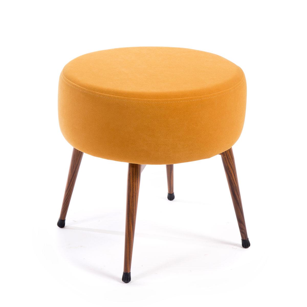 כיסא הדום מעוצב לכל חדרי הבית דגם OTTO במגוון צבעים לבחירה מבית BRADEX - תמונה 6