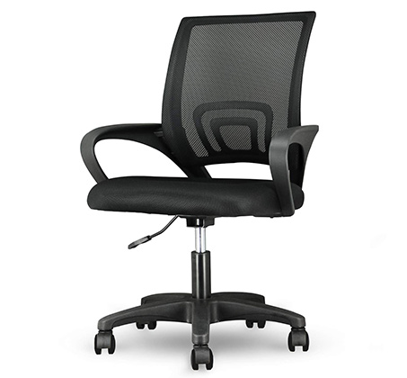 כסא תלמיד בעיצוב ארגונומי בעל אפשרות לכוונון גובה המושב דגם Alsten