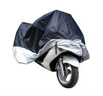 כיסוי לאופנוע מונע חדירת קרני שמש ומגן בפני הגשם - משלוח חינם