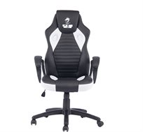 כסא גיימינג GALAXY GAMING CHAIR WHITE בצבע לבן  דגם GPDRC-GALAXY-W