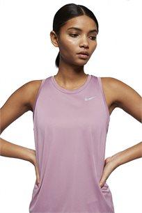 גופיית אימון לנשים Nike בצבע סגול לילך