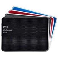"""דיסק קשיח חיצוני """"2.5 PASSPORT ULTRA - משלוח חינם!"""