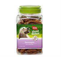 חטיף נקניקיות היפואלרגני לכלב בטעם ברווז