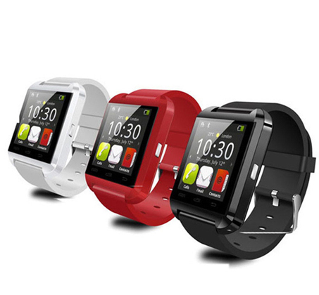 SMART WATCH שעון חכם ל-Apple/Android הכולל מענה לשיחות, צילום תמונות מרחוק ועוד