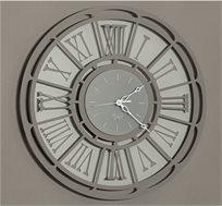 שעון קיר מתכת תלת מימד CLASSIC