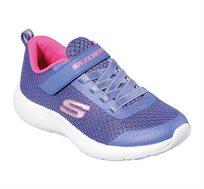 נעלי ספורט לילדות - סגול
