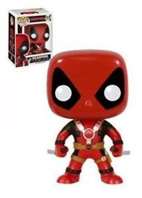 Funko Pop - Deadpool (Two Swords) 111 בובת פופ דדפול
