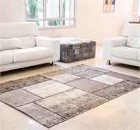 שטיח סלון דוגמאת טלאים במבחר צבעים ומידות לבחירה