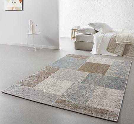 שטיח לסלון סופר סטאר טלאים במגוון צבעים ומידות לבחירה - משלוח חינם - תמונה 2