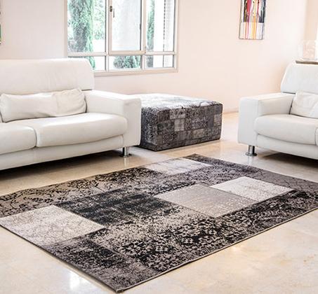 שטיח לסלון סופר סטאר טלאים במגוון צבעים ומידות לבחירה - משלוח חינם - תמונה 4
