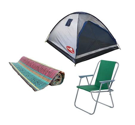 חבילת קמפינג ברונזה | AUSTRALIA CAMP