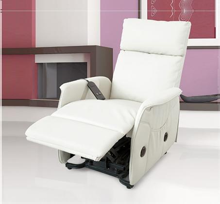 כורסת הרמה חשמלית BRADEX מדמוי עור המסייעת למתקשים בקימה והתיישבות עם צבעים לבחירה - תמונה 4