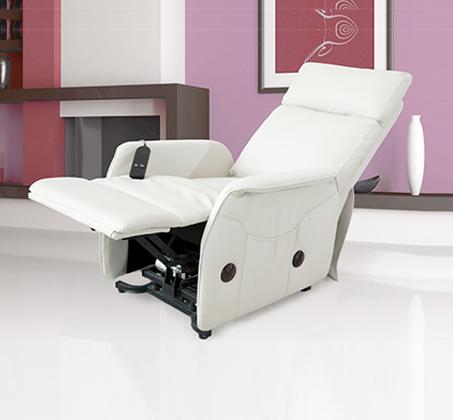 כורסת הרמה חשמלית BRADEX מדמוי עור המסייעת למתקשים בקימה והתיישבות עם צבעים לבחירה - תמונה 5