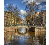 """7 לילות בהולנד כולל טיסות, אירוח בכפר נופש Het Heijderbos ע""""ב לינה ורכב לכל התקופה החל מכ-€648*לאדם!"""