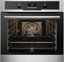 תנור בנוי עם ניקוי עצמי בגימור נירוסטה תוצרת גרמניה דגם EOC5410