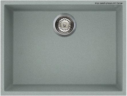 כיור מטבח תוצרת איטליה דגם קאוודרה 110U - תמונה 2
