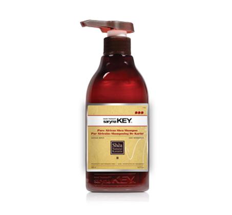 """שמפו לשיער יבש ללא מלחים 500 מ""""ל"""