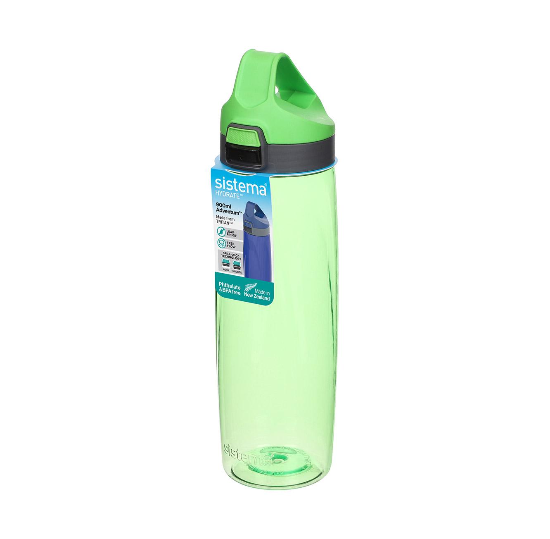 """בקבוק שתייה הידרו טריטן 900 מ""""ל כולל ידית נשיאה"""