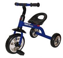 תלת אופן לילדים Back to School בעל גלגל קדמי גדול בצבעים לבחירה SWAG