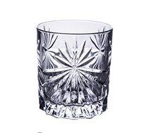 סט 8 כוסות קריסטל לשתייה קרה או ויסקי אואזיס