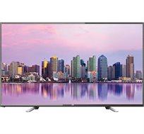 """טלוויזיה """"55 ,800Hz , JVC LED 4K, Smart TV ,מ.הפעלה Android + התקנה קירית  ומתקן צמוד קיר מתנה - משלוח חינם!"""