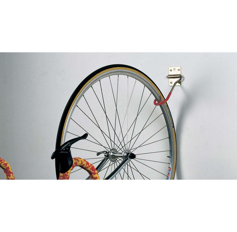 מתלה אופניים אנכי צמוד קיר Bolis Italia מתאים לכל סוגי האופניים עד 30 ק