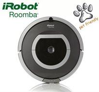 שואב אבק רובוטי Roomba מבית iRobot דגם PET 785 - הרובוט היחידי המותאם לחיות מחמד!