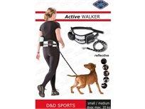 פאוץ ספורט אקטיב להליכה עם רצועה