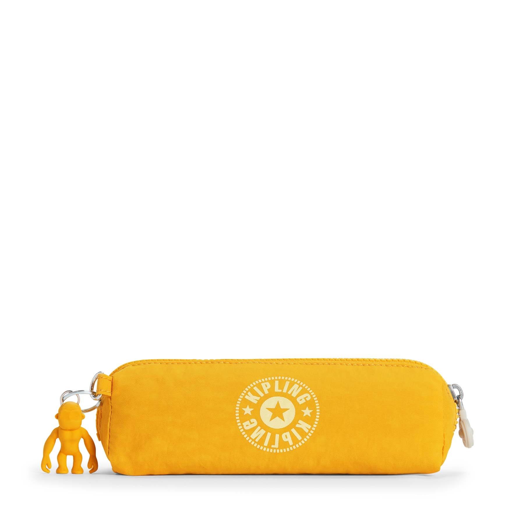 תיק מברשות Brush Pouch - Lively Yellow  צהוב תוסס
