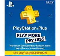 מנוי Playstation Plus לשנה Playstation Plus 365