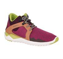 נעלי הליכה לנשים Merrell בצבעי ורוד/כתום/ליים