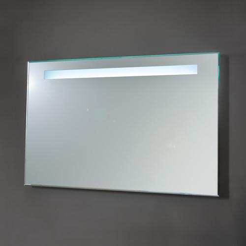 מראה עם תאורת לד לאמבטיה דגם יוקו 100 ס''מ