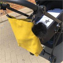 Open Bag /Bag-B - צהוב
