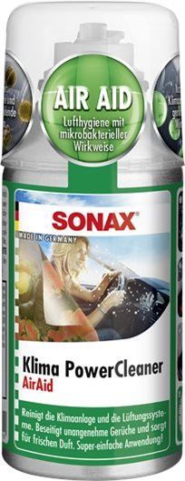 רימון מחדש מערכות מיזוג אוויר SONAX 100ml