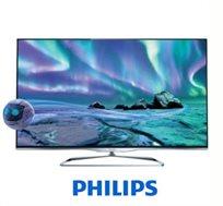 טלוויזיה ''47 LED FHD תלת מימד מבית Philips עם טכנולוגיית AMBILIGHT המשפרת את חווית הצפייה!
