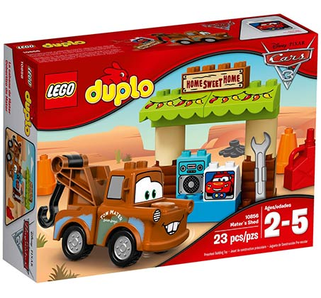 CARS - משחק לילדים LEGO