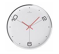 שעון קיר לבן רטרו מודרני OLIVER HEMMING