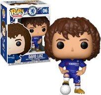 Funko Pop - David Luiz  (Chelsea)  06 בובת פופ דוד לואיז