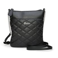 Guess נשים // Reshae Mini Crossbody Black
